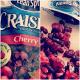 Cherry craisins.