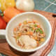 Serve your fideo con pollo in soup or chilli bowls for a hearty meal.