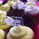Do you have a dessert business?  Customize your cupcake toppers to advertise your services.