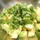 Add 1/2 cup of chopped cilantro.