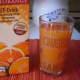 Orange juice with Vitamins ACE