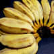 Pisang abu is also known as pisang nipah or pisang sabah, the most common banana variety for banana fritters, as it is cheaper and easily available.