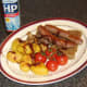 HP Sauce is an optional but delicious addition to any fry up.