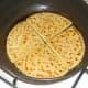 Frying tattie scones