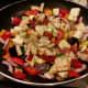 broiled-flounder-pot-luck-baked-potatoes-grilled-vegetables