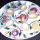 Spanish tapas style serving platter