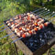 Shish kebabs (most basic kind of grilled meat)