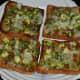 Chutney cheese toast