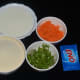 Ingredients kept ready.
