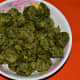 Step six: Spinach and fenugreek leaf muthiyas are ready to serve!