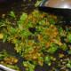 Add kasuri methi (or chopped coriander leaves) and lemon juice. Saute for a while.