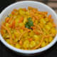 Serve it hot in bowls, adding chopped coriander leaves and chickpea flour tit-bits like sev or boondi on the top. Enjoy the taste!
