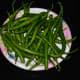 Long green chilies