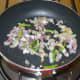 Saute till onions become transparent.