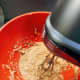 Use a hand mixer to mix all ingredients.