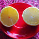 Lemon slices.
