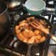 caramelized-apples-pie-with-golden-cream-recipe