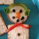 Healthy Snowman Treat