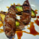 Beef ribeye rolls