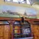 Main dining room art