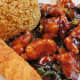 Photo of the General Tsao Chicken