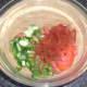 Seasoned and spiced salad