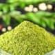 Green curry powder
