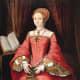Elizabeth I, daughter of Henry VIII and Anne Boleyn