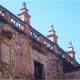 Figure 4: Palacio de las Veletas, or Weathervane Palace, ceramic balustrade