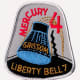 Mission Patch: Gus Grissom/Liberty Bell 7