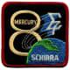 Mission Patch: Wally Schirra/Sigma 7