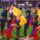 North Crowley High School Color Guard