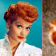 A rare find, this Lucille Ball guinea pig has exactly the right sort of hair.