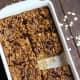 Oatmeal freekeh breakfast bake