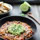 Mexican ranchero amaranth stew