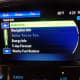 Some of the options that Sirius provides the car, from local weather to gas prices.