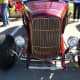 Grill on 1932 Ford Roadster