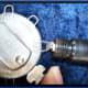 Gap the spark plug