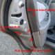Toyota Camry Rear Door Panel Separation