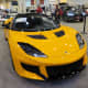 And here was the new Evora 400 with 400 Horse Power