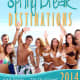 Spring Break Destinations by Kris Ryan and Tyler Adams