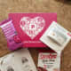 Another amazing free sample box. I loved the Dove body scrub.