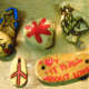 Try different medias to finish your driftwood pendants. It might surprise you what you can come up with to decorate your work, most of all have fun as you work