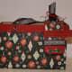 Cereal Box Gift Bag - Christmas