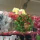 Large wreath bows
