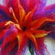 Felt Flower made using the same technique