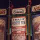 Circus Posters in Storybook Circus Fantasyland in Magic Kingdom