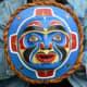 Rupert's Moon Mask close up