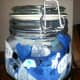 """My completed """"Babys First Memory Jar"""""""