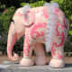 'Joy to the World' by Kai Varayut—Artist Kai Varayut wanted in his creation to bring pleasure and happiness to adults and children alike. A pink elephant in a tutu cannot really fail can it?